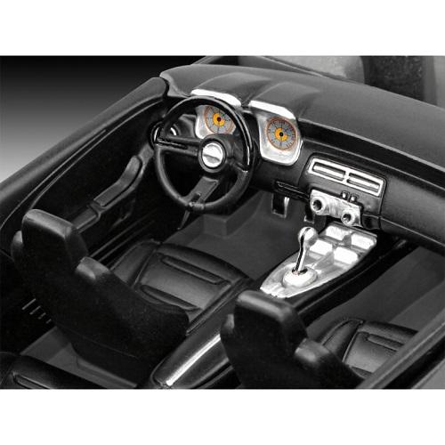 CAMARO CONCEPT CAR MODEL SET 1/25 REVELL 07648