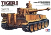 TIGER I INITIAL PRODUCTION 1/35 35227 TAMIYA