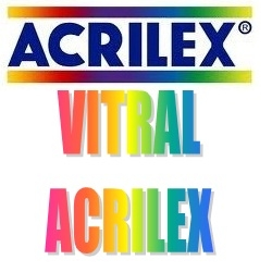 ESMATEL VITRAL ACRILEX