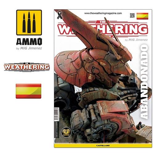 WEATHERING MAGAZINE 30. ABANDONADO