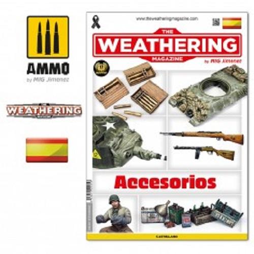 WEATHERING MAGAZINE 32. ACCESORIOS AMMO 4031