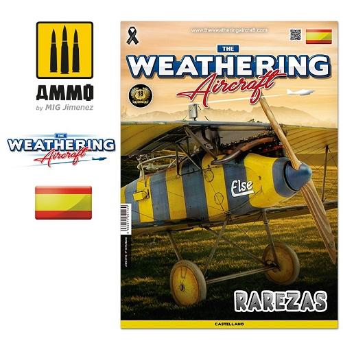 WEATHERING AIRCRAFT 16. RAREZAS