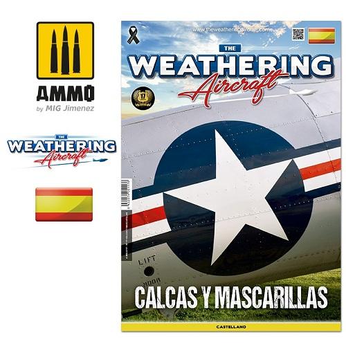 WEATHERING AIRCRAFT 17. CALCAS Y MASCARILLAS