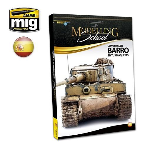 MODELLING SCHOOL - COMO HACER BARRO EN TUS MAQUETA
