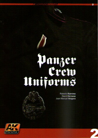 PANZER CREW UNIFORMS PAINTING GUIDE L. SERIES 2
