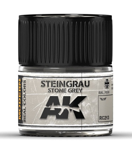 STEINGRAU-STONE GREUY RAL 7030 10ML.