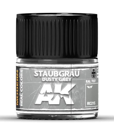 STAUBGRAU-DUSTY GREY RAL 7037 10ML.