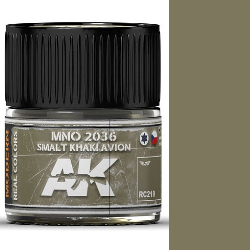 MNO 2036 SMALT KHAKI AVION 10ML.