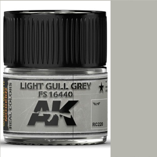 LIGHT GULL GREY FS16440 10ML.