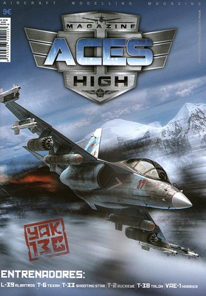 ACES HIGHT MAGAZINE 18: ENTRENADORES