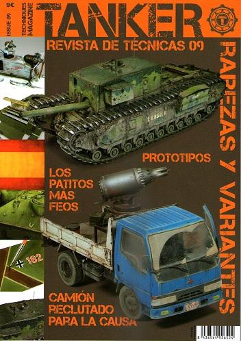 TANKER 09. RAREZAS Y VARIANTES (ESPAÑOL)