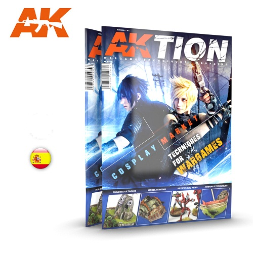 AKTION MAGAZINE 02 (ESPAÑOL)