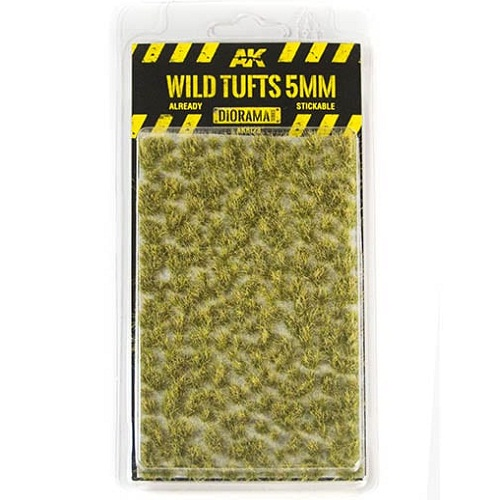 WILD TUFTS 5MM. AK8123