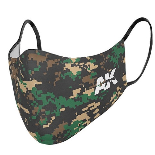 FACE MASK CLASSIC CAMOUFLAGE 03 AK9158