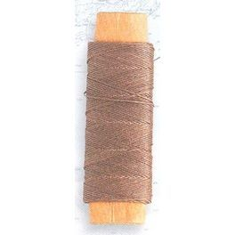 HILO MARRON DE ALGODON 0.15mm (40m)