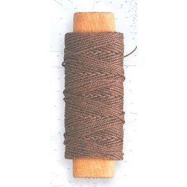 HILO MARRON DE ALGODON 0.50mm (20m)