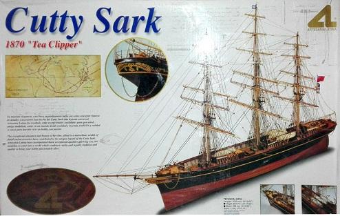 CUTTY SARK 1/84
