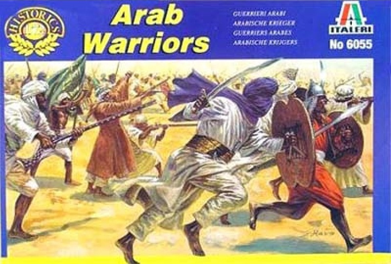 ARAB WARRIORS 1/72 (50)