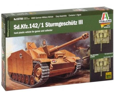 SD.KFZ.142/1 STURMGESCHUTZ III 1/56