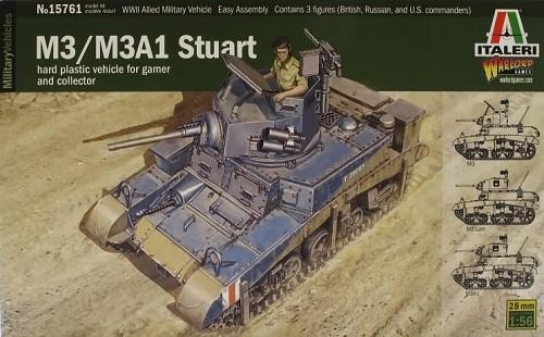 M3/M3A1 STUART 1/56 15761