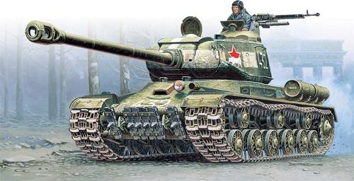 JOSEF STALING IS-2 MOD. 1944 1/56 15764