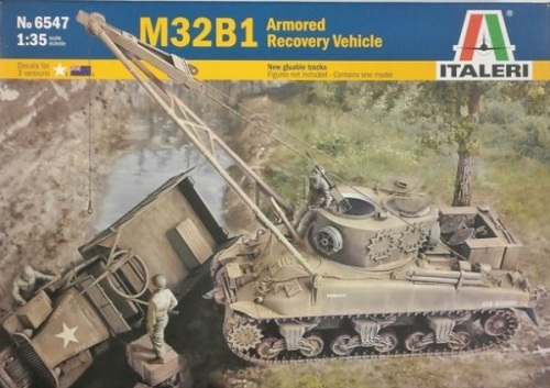 M32B1 ARMORED RECOVERY VEHICLE 1/35 6547