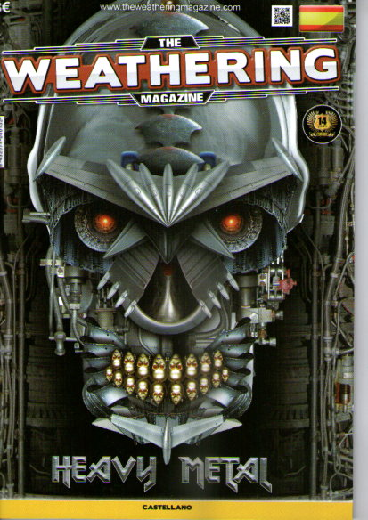 WEATHERING 14. HEAVY METAL