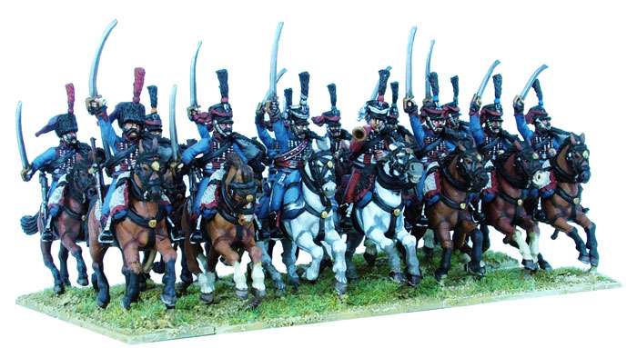 FRENCH NAPOLEONIC HUSSARS 1792-1815 (14)
