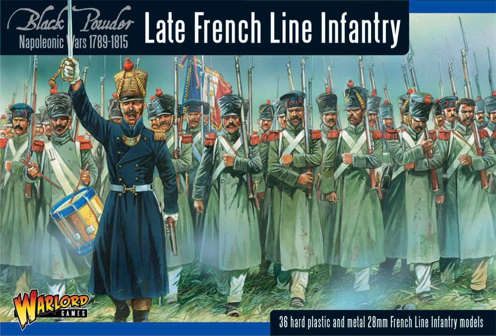 LATE FRENCH LINE INFANTRY (36)