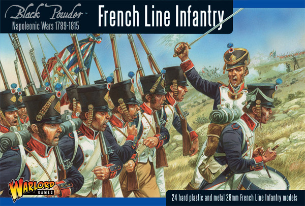 FRENCH LINE INFANTRY (24)