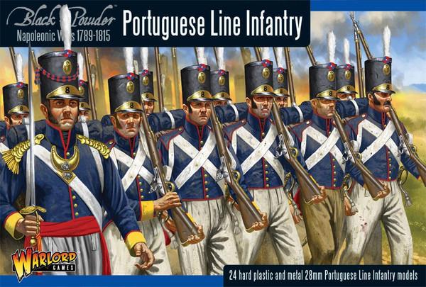 PORTUGUESE LINE INFANTRY (24)