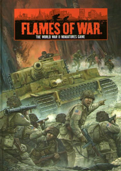 FLAMES OF WAR MANUAL BASICO (INGLES)