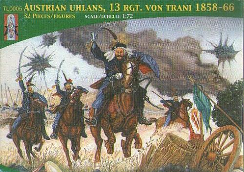 AUSTRIAN UHLANS 1/72