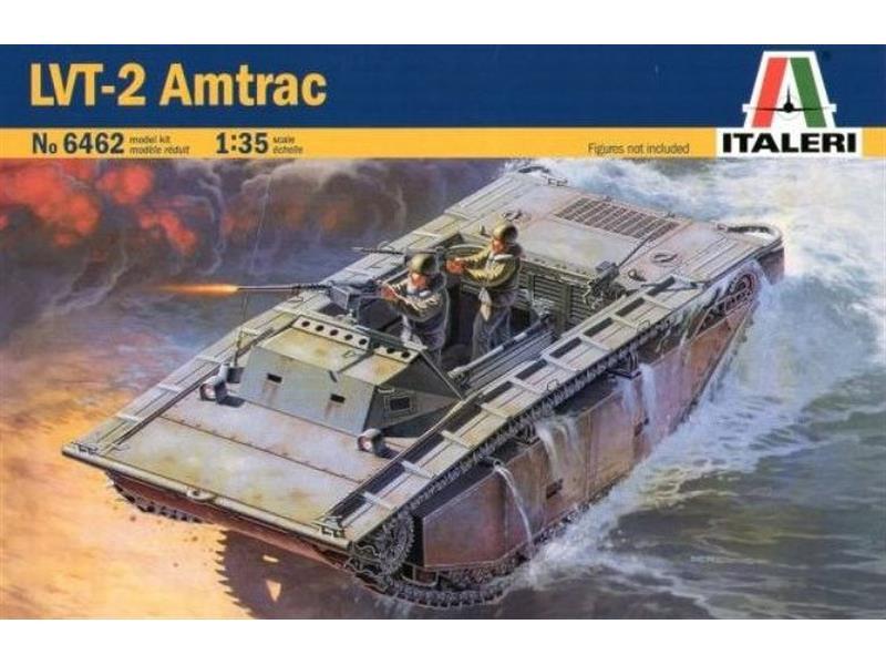LVT-2 AMTRAC 1/35