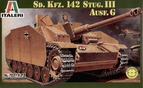 SD. KFZ. 142 STUG III AUSF G. 1/72