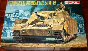 STURMPANZER IV BRUMMBAR LATE SD. KFZ. 166 1/35
