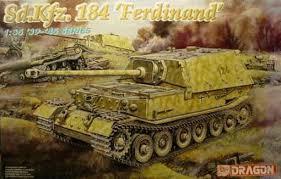 SD.KFZ. 184 FERDINAND 1/35