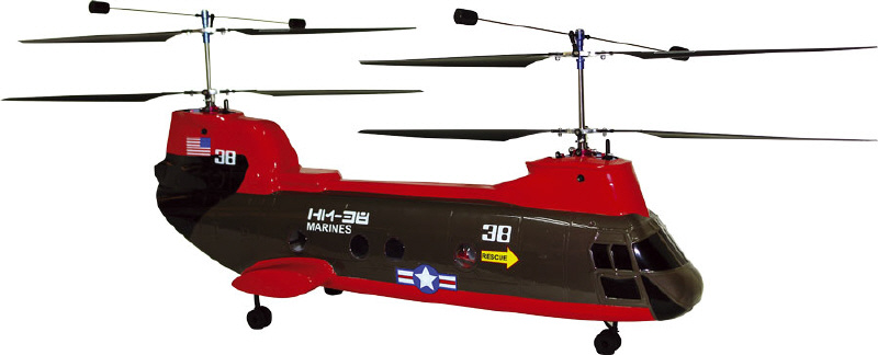 HELICOPTERO 38# 2,4GHZ.