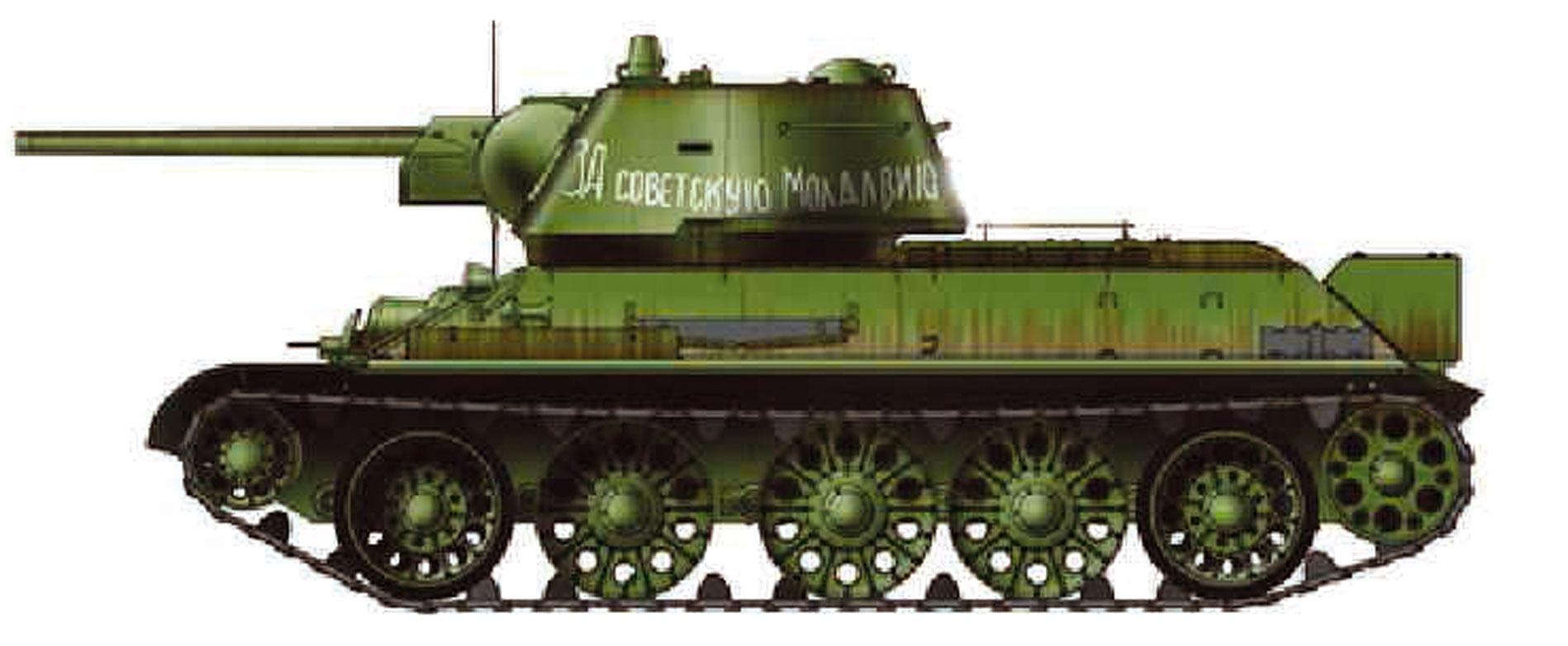 T34/76 1943 RUSIA 1/72