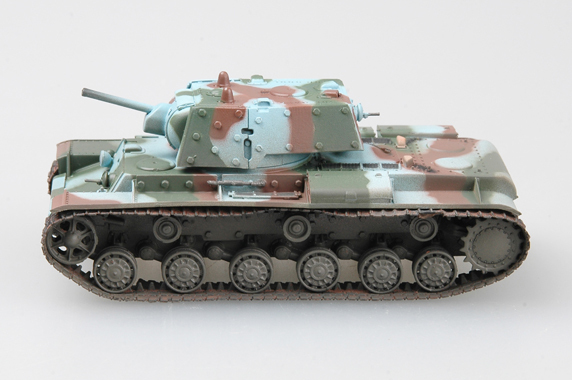 KV-1E HEAVY TANK FINLAND ARMY 1/72