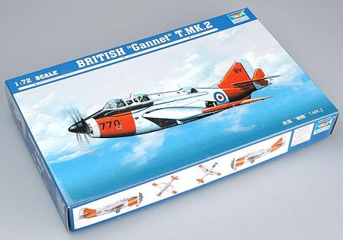 BRITISH GANNET T.MK2