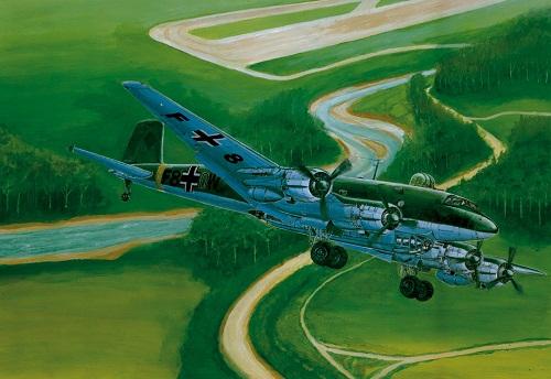 FW 200C-4 CONDOR 1/72