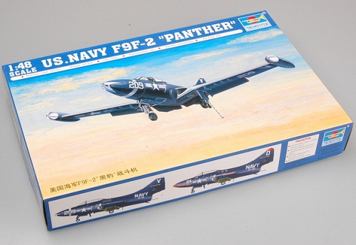 F9F-2 PANTHER 1/48