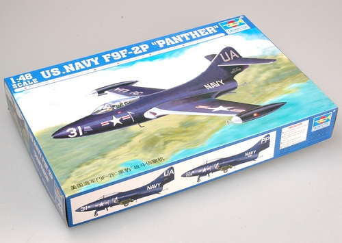 F9F-2P PANTHER 1/48