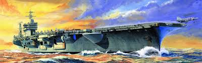 USS NIMITZ CVN-68 1/700 05714