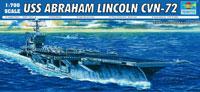 USS ABRAHAM LINCOLN CVN-72 1/700