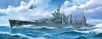 USS SAN FRANCISCO CA-38 1942 1/700
