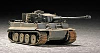 TIGER I EARLY PRODUCTION 1/72
