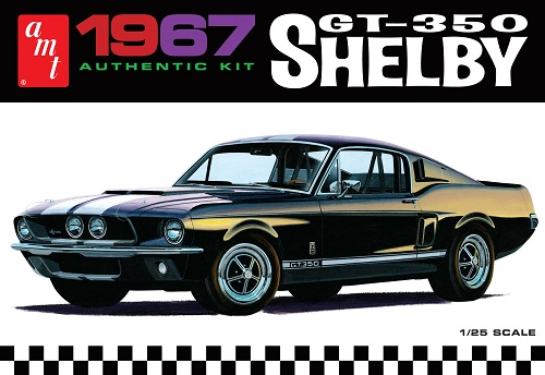 SHELBY GT350 1967 1/25