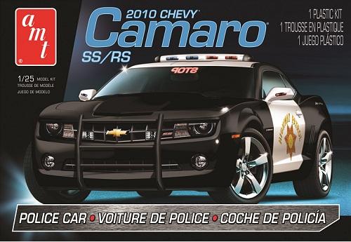 CAMARO POLICIA 2010 1/25